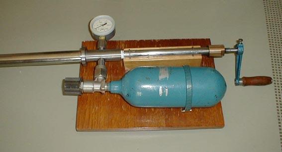 Компрессор высокого давления для пневматики